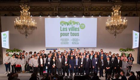 Les VILLES pour TOUS - Cities for Life : Sommet mondial sur l'inclusion, l'innovation et la résilience à Paris   URBANmedias   Scoop.it