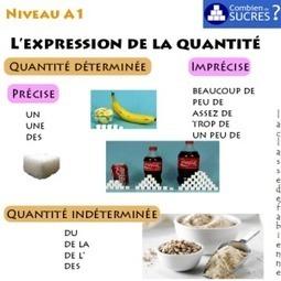 L'EXPRESSION DE LA QUANTITÉ | Apprendre le français Bachillerato | Scoop.it