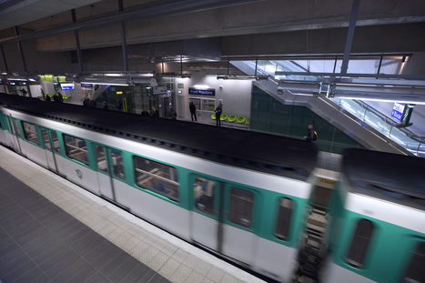 Ile-de-France : la RATP va installer 3.000 nouveaux écrans d ... - RTL.fr | RATP | Scoop.it