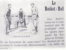 Basket ball en Normandie | GenealoNet | Scoop.it