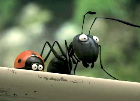 Film Review: 'Minuscule: Valley of the Lost Ants' - Variety | Machinimania | Scoop.it