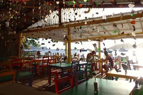 Wish You Were Here: Settling in for Sunset Happy Hour at Tommy's Bar in Bequia | Bequia - All the Best! | Scoop.it