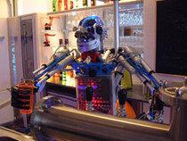Allemagne - Carl, le barman robotisé, prêt à vous servir! | Une nouvelle civilisation de Robots | Scoop.it