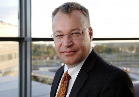 Elop finally admits why Nokia didn't switch to Android: Samsung scared him away - BGR | Android | Scoop.it