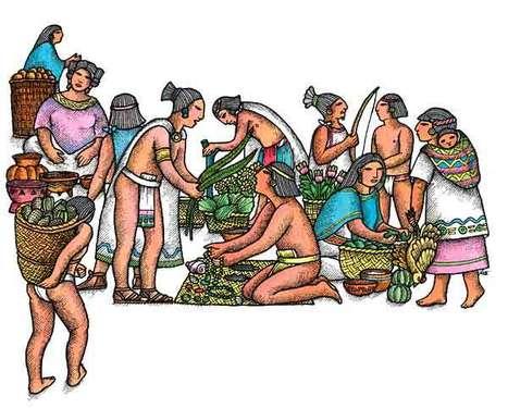 La Comida de los Aztecas   Grandes Historias Aztecas   Scoop.it
