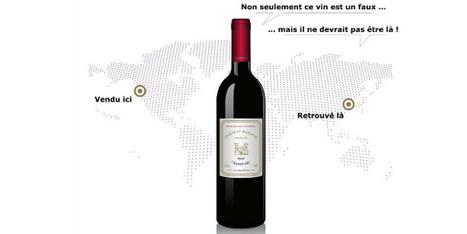Combattre la contrefaçon du vin avec le Cedar Code | Tag 2D & Vins | Scoop.it