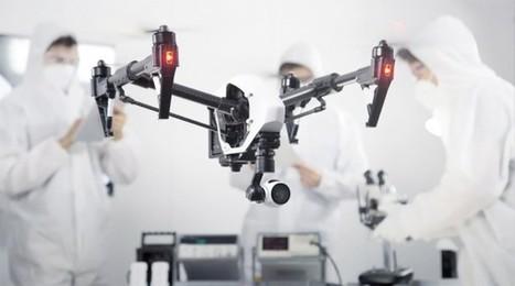 DJI Inspire 1 : nouveau drone qui embarque une caméra Ultra HD ! | modelisme | Scoop.it
