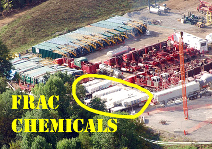 Groups Demand Fracking Chemical Info | EcoWatch | Scoop.it