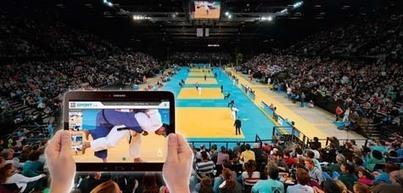 Vogo, une application inédite, qui ambitionne de révolutionner l'expérience du spectateur dans une enceinte sportive | VIM | Scoop.it