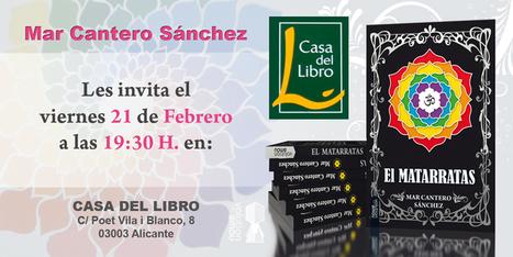 Presentación Libro Matarratas en Alicante | Actualidad Express | Scoop.it