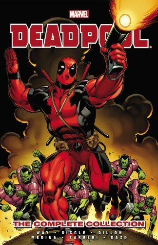 Deadpool by Daniel Way: The Complete Collection - Volume 1 By : Daniel Way, Andy Diggle | Ebook Store | Scoop.it