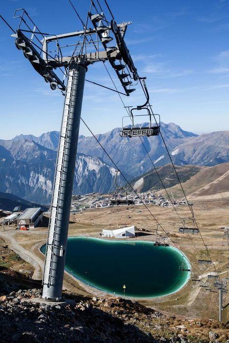 L'Alpe d'Huez, la montagne terrassée   Alpine Trendwatching   Scoop.it
