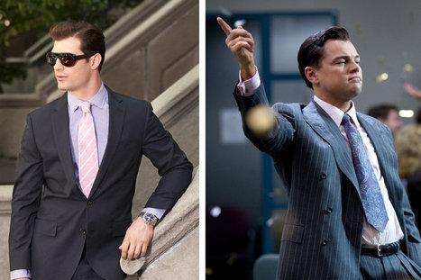 Touch the image : All about Wolf of Wall Street: The Suits   TheMarketingblog   Interesting   Scoop.it
