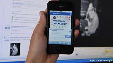 Hunting criminals on Facebook   Germany   DW.DE   04.12.2013   Social Media In Law Enforcement   Scoop.it