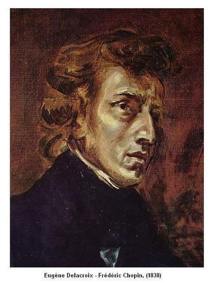 Eugène Delacroix | Blogul lui Demeter | Artiști Veritabili | Scoop.it