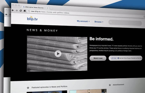 Blip.tv Reintroduces Itself as a Curated Video Site | Social Media Content Curation | Scoop.it