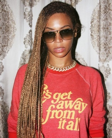 GET THE LOOK: Plan Your Great Escape With Beyoncé's Wildfox Couture ... - Global Grind   Fashion   Scoop.it