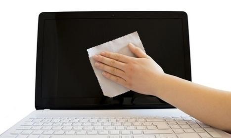 7 errores comunes en la limpieza de una portátil o laptop. | Tecnología | Scoop.it