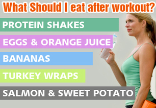 Best Foods After A Workout   Live Better   Scoop.it