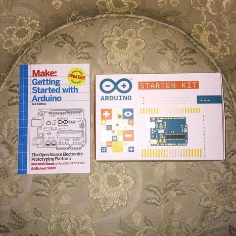 """""""I'm really looking forward to nerding out and building new cool things. #arduino #babysteps""""   Arduino Focus   Scoop.it"""