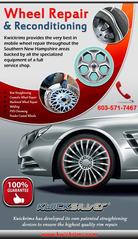 Get the Best Wheel RepairServices   Aluminium Wheel Repair   Scoop.it