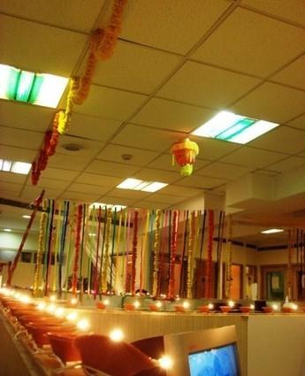 Diwali Office Decoration Ideas | Latest Handicraft News | Scoop.it
