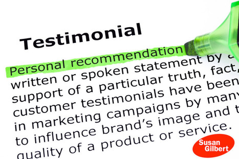 Use Endorsements to Gain Social Influence - Business 2 Community | Extreme Social | Scoop.it