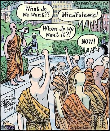 Mindfulness Goes Mainstream | Coaching Leaders | Scoop.it