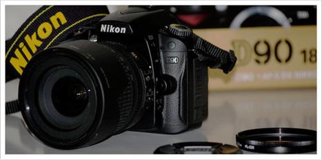 Nikon veut concevoir un appareil qui se jette en l'air | Toute l'actu du Broadcast | Scoop.it