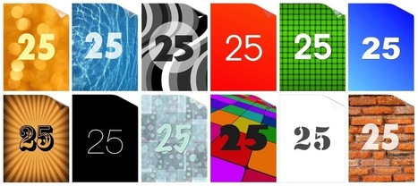 Numbered Wallpapers | iPads in Education | Scoop.it