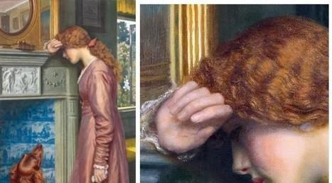 Alma Tadema, visioni preraffaellite a Roma - ANSA.it | Mundo Clásico | Scoop.it