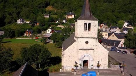 Vignec, en vallée d'Aure, proche de Saint-Lary Soulan Hautes-Pyrénées | Christian Portello | Scoop.it