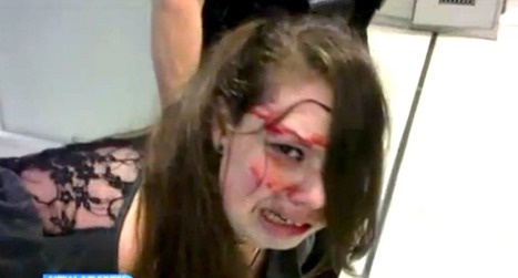 Disabled woman beaten bloody by TSA agents after becoming confused and afraid at security checkpoint | Criminal Justice in America | Scoop.it