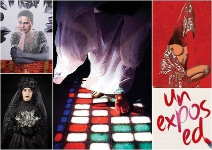 UNEXPOSED-40 YOUNG WOMEN ARTISTS FROM IRAN | Afro design and contemporary arts | Scoop.it
