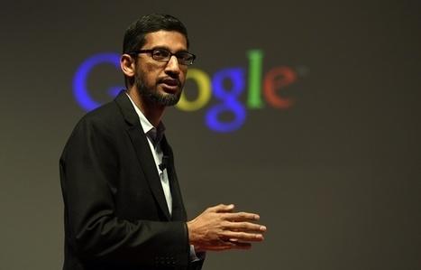 Pourquoi Google s'appelle désormais «Alphabet»   Geek or not ?   Scoop.it