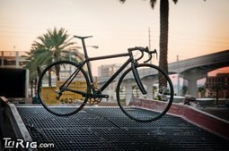 World's Lightest Road Bike at 2.7kg | Gear for Cyclists | Scoop.it