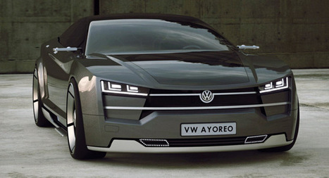 VW Ayoreo Design Concept | Bikez | Scoop.it