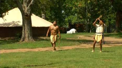 Ancient Cherokee Village Brings 18th Century Tribe To Life | Archaeology News | Scoop.it