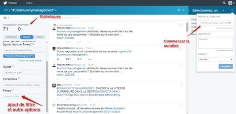 On a testé pour vous : Twitter Curator   Le numérique vue par un Doughnut   Scoop.it