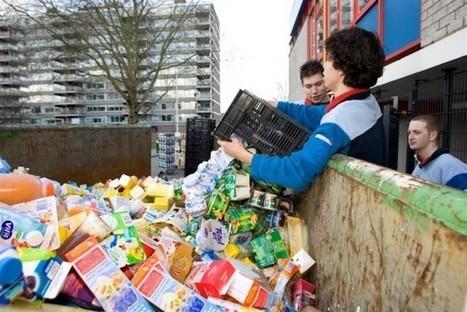 Les supermarchés bientôt obligés de céder  leurs aliments excédentaires ?   Food and news   Scoop.it