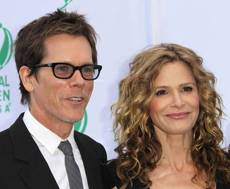 Six Degrees Kevin Bacon discovers his actress wife Kyra Sedgwick is his cousin | Parental Responsibility | Scoop.it