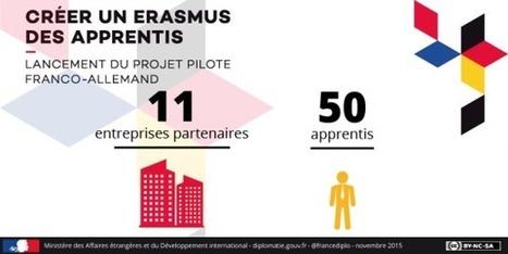 Formation professionnelle : un nouveau dispositif renforcé pour Erasmus ! | Formations | Scoop.it