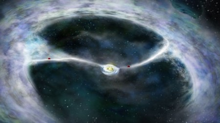Astronomers discover how early planets fuel the growth of their own stars | Anything Mobile | Scoop.it