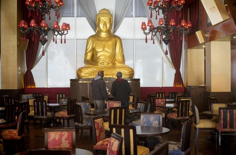 Buddha Bar: 'I never thought I'd say this, but I wish the Buddha was smaller' | Global Affairs & Human Geography Digital Knowledge Source | Scoop.it