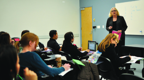 Education faculty preparing future teachers for new K-12 standards - Daily Sundial | Secondary English common core | Scoop.it