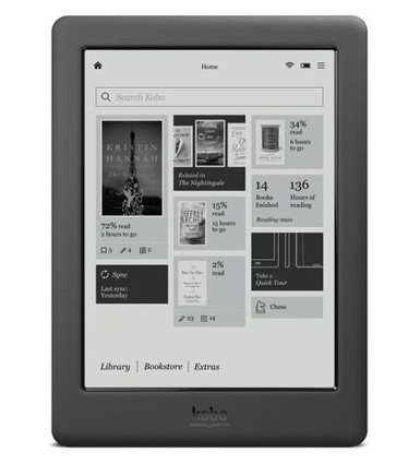 Kobo Touch 2.0 eReader Launches in Canada | The Digital Reader | Ebook and Publishing | Scoop.it