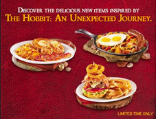 Daily Discord - Denny's CEO: No Hobbit Meat in Our Grand Slam Breakfast | Ask The Ghetto Shaman | Scoop.it
