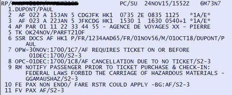 PNR : encore une galère pour les agences avant l'émission d'un billet | AFFRETEMENT AERIEN KEVELAIR | Scoop.it