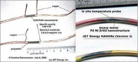 The NANOR technology: an alternative LENR reactor  - VESSY'S BLOG ON E-CAT | Fusion | Scoop.it