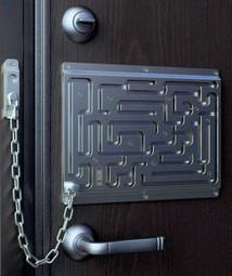Just a cool door lock | Gadgets and Tech | Scoop.it